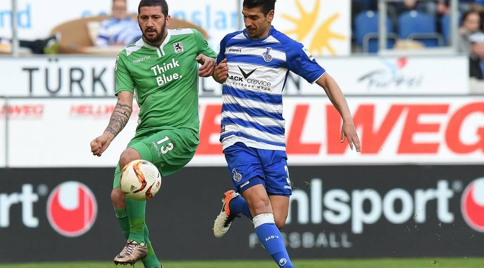 Fußball: 1860 München und Energie Cottbus steigen in dritte Liga auf – SPIEGEL ONLINE